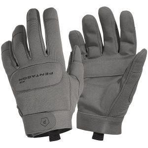 Pentagon Duty Mechanic Gloves Wolf Gray