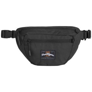 Pentagon Minor Travel Pouch Black