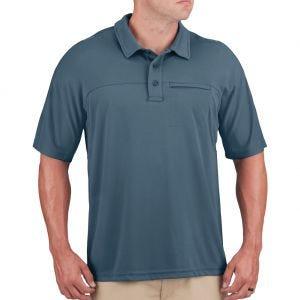 Propper Men's HLX Polo Short Sleeve Steel Blue