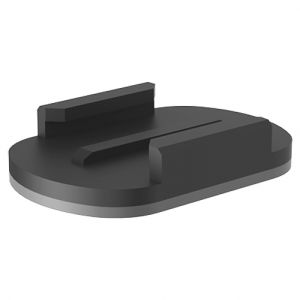 Xcel Flat Adhesive Mounts Black