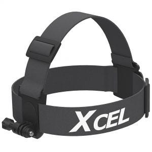 Xcel Head Strap Mount Black