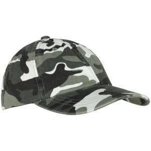 YP Low Profile Camo Washed Cap Urban