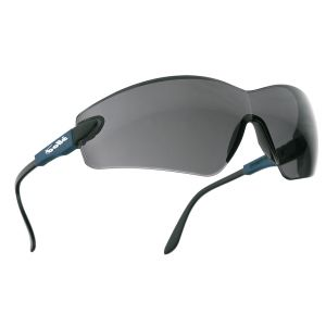 Bolle Viper II Glasses - Smoke Lens / Electric Blue Frame