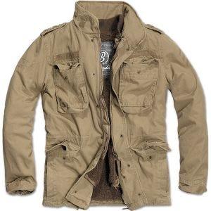 Brandit M-65 Giant Jacket Camel