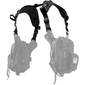Civilian Covert RG Anatomic Shoulder Harness Black