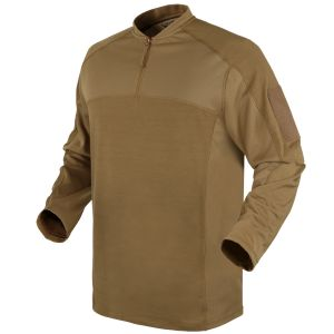 Condor Trident Battle Top Long Sleeve Tan