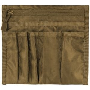 Condor VA Organizer 2 Pack Coyote Brown