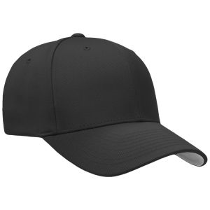 Flexfit Wooly Combed Cap Black/Gray