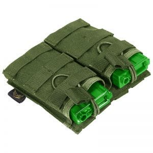 Flyye EV Universal Double Magazine Pouch MOLLE Olive Drab