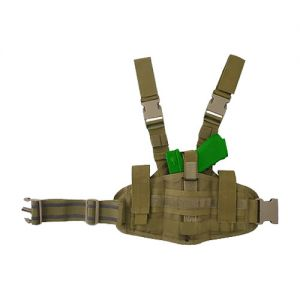 Flyye Versatile Holster MOLLE Coyote Brown