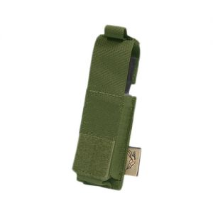 Flyye Single 9mm Pistol Magazine Pouch Ver. HP MOLLE Olive Drab