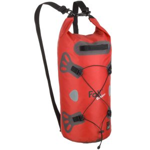 Fox Outdoor Waterproof Duffle Bag DRY PAK 30 Red