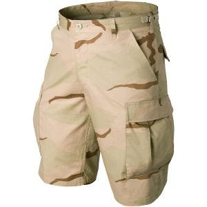 Helikon Genuine BDU Shorts Cotton Ripstop 3-Color Desert