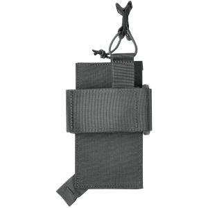 Helikon Inverted Pistol Holder Insert Cordura Shadow Gray