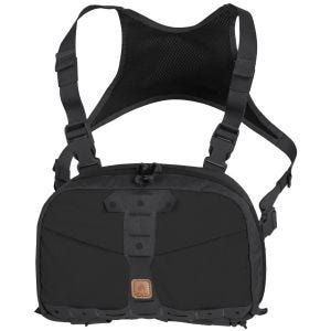 Helikon Chest Pack Numbat Black / Shadow Gray
