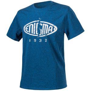 Helikon Enigma T-shirt Melange Blue