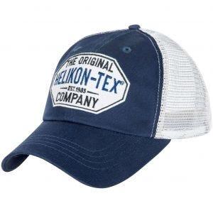 Helikon Trucker Logo Cap Blue