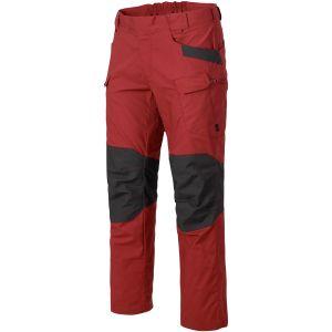 Helikon UTP Trousers Ripstop Crimson Sky/Ash Gray