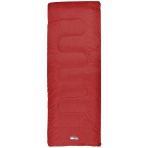 Highlander Sleepline 250 Sleeping Bag Red