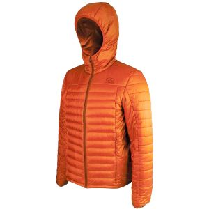 Highlander Men's Barra Insulated Jacket Pumpkin