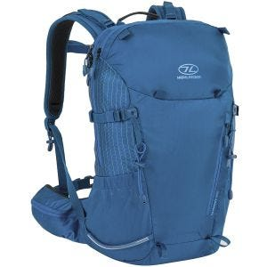 Highlander Summit 25L Backpack Marine Blue