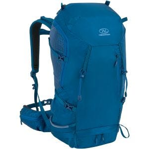 Highlander Summit 40L Backpack Marine Blue