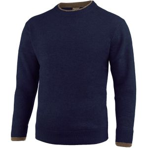 Jack Pyke Ashcombe Crew Neck Pullover Navy