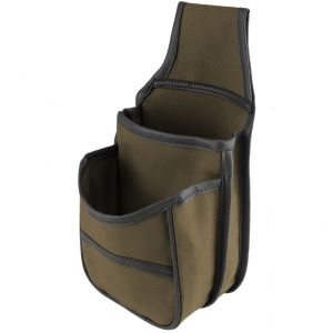 Jack Pyke Canvas Cartridge Pouch Green