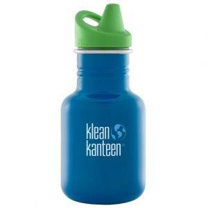 Kid Kanteen 355ml Bottle with Sippy Cap Sky Diver