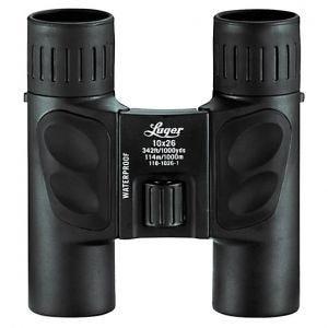 Luger LR 10x26 Binocular Black