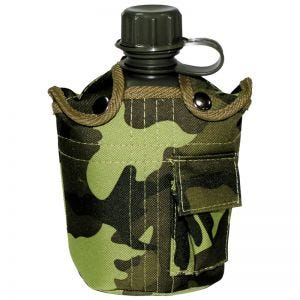 MFH US Style Canteen Czech Woodland