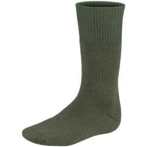 MFH Extra Warm Socks Long Olive