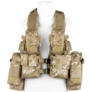 MFH South African Assault Vest Vegetato Desert