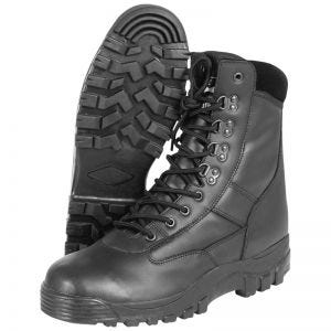 Mil-Com All Leather Patrol Boots