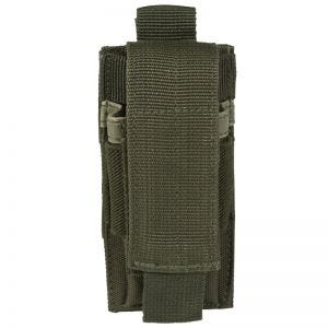 Mil-Tec Single Pistol Magazine Pouch Olive