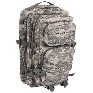 Mil-Tec US Assault Pack Large Laser Cut ACU Digital