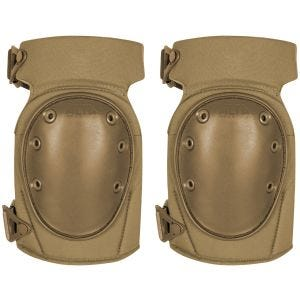 Alta Industries AltaCONTOUR LC Knee Pads AltaLOK Coyote