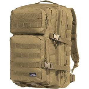 TAC MAVEN Assault Backpack Large Coyote