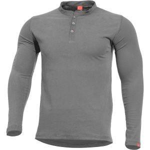 Pentagon Romeo Henley Shirt Wolf Gray