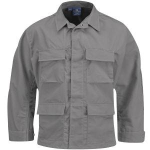 Propper BDU Coat Polycotton Ripstop Gray