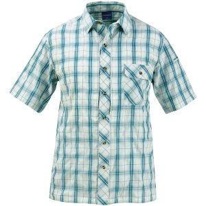 Propper Covert Button-Up Short Sleeve Shirt Mallard Plaid