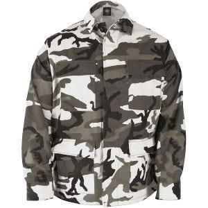 Propper Uniform BDU Coat Polycotton Ripstop Urban
