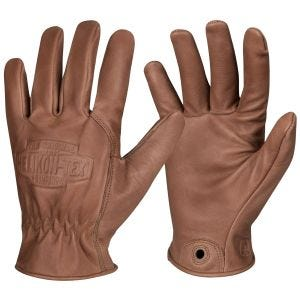 Helikon Lumber Gloves U.S. Brown