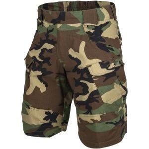 """Helikon Urban Tactical Shorts 11"""" US Woodland"""