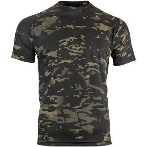 Viper Mesh-tech T-Shirt V-Cam Black