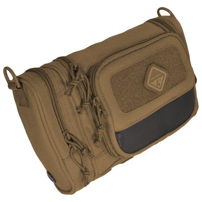 Hazard 4 Reveille Rugged Grooming Kit  Heavy-Duty Toiletry Bag, Coyote c5bfa3bcdf