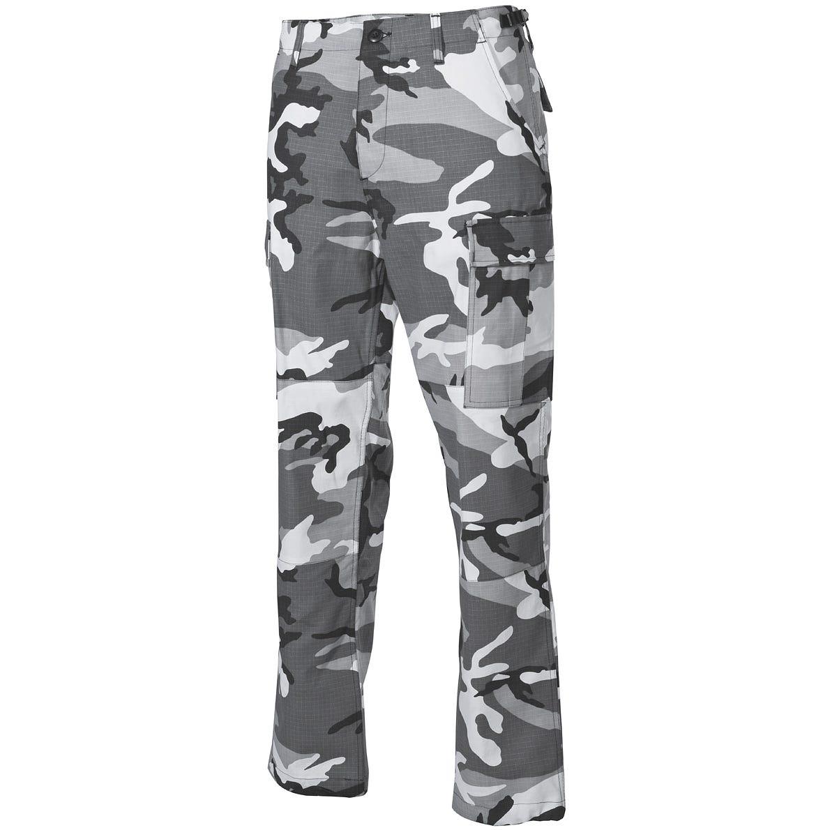 mfh bdu  MFH BDU Combat Trousers Ripstop Urban