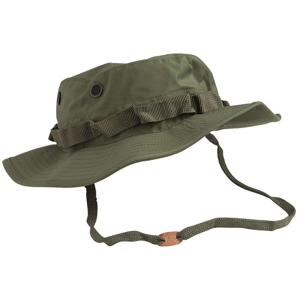 Teesar US GI Trilaminate Boonie Hat Olive 47477056871